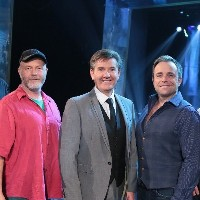 The High Kings with Daniel O'Donnell at Opry an Iúir.