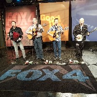 The HIgh Kings on Fox News Dallas.