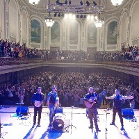 THK & Fans at the Ulster Hall, Belfast