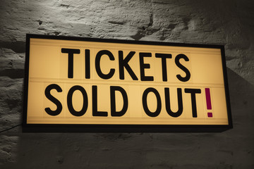 The High Kings' show tonight in Kerry is now sold out !