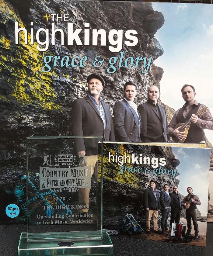 Outstanding Contribution to Irish Music Worldwide