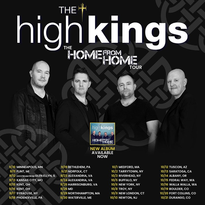 We are excited to announce our USA dates for September 2021!