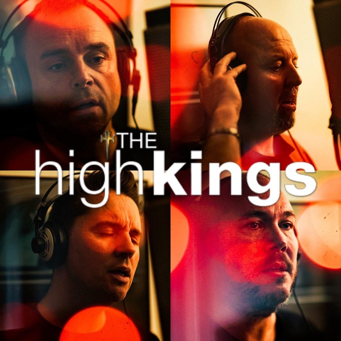 The High Kings New Christmas Single