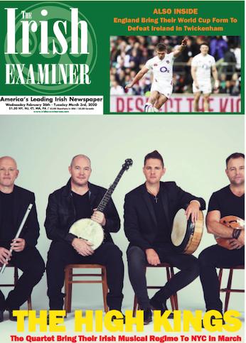 Irish Examiner USA Feature