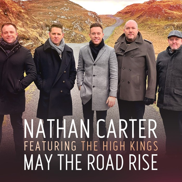 The High Kings feature on 'May the Road Rise'.