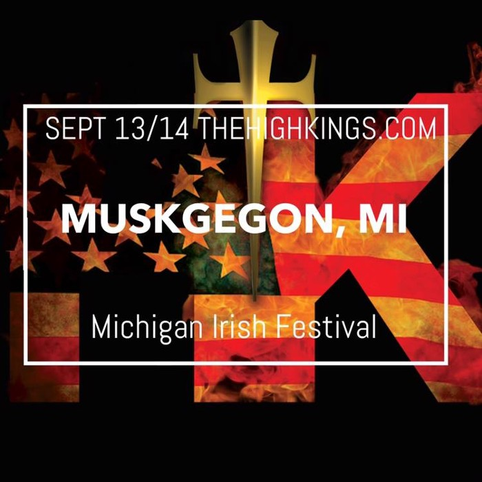 Michigan Irish Music Festival This Weekend.