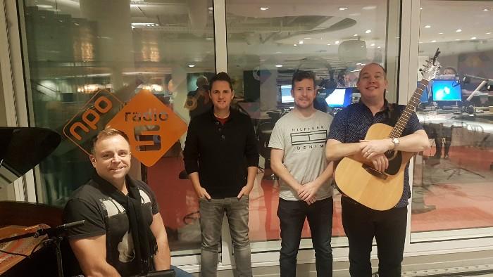 HK in NPO Radio 5 Holland