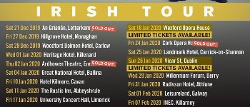 The High Kings Irish Tour