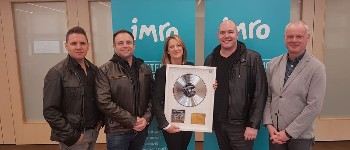 IMRO Ireland #1 Album for DECADE-Best of The High Kings