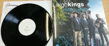 The High Kings - Vinyl Competition on Facebook