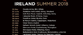 Summer Shows 2018 - Ireland