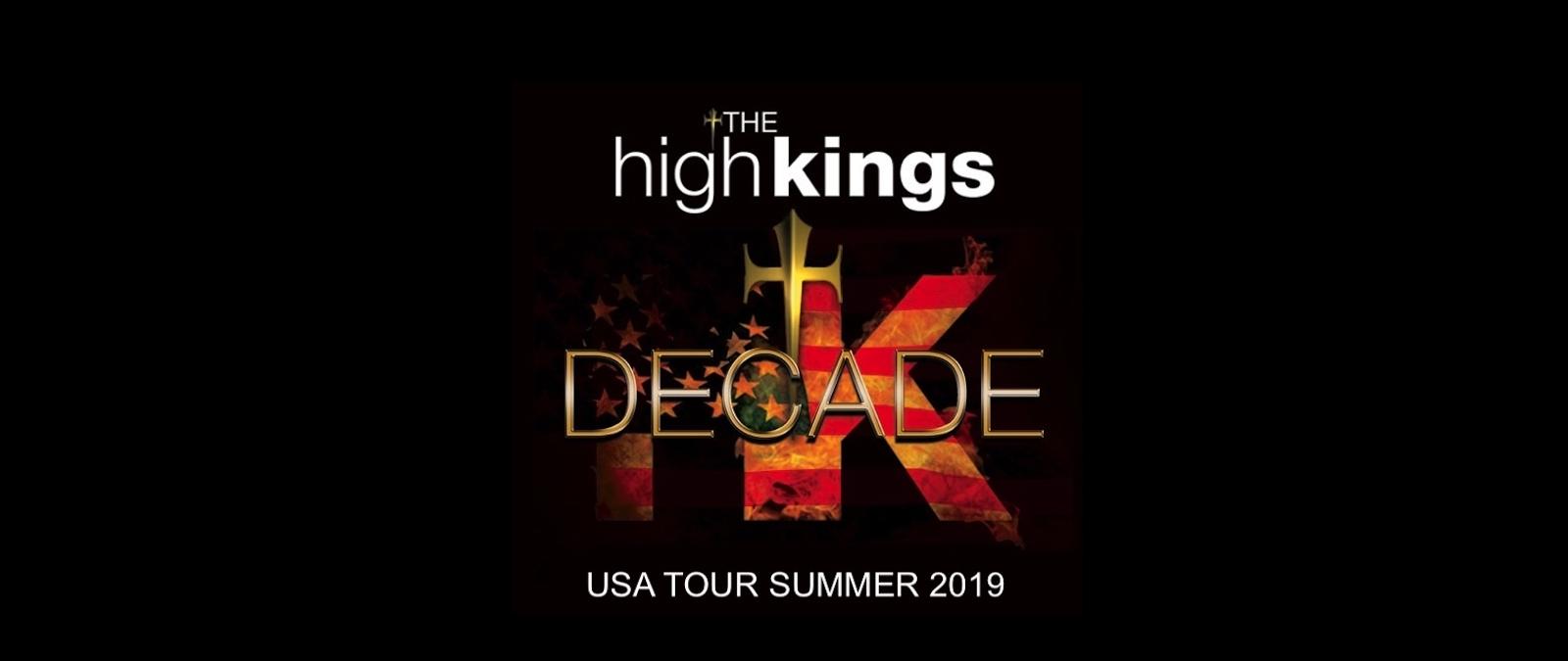 The High Kings - Home