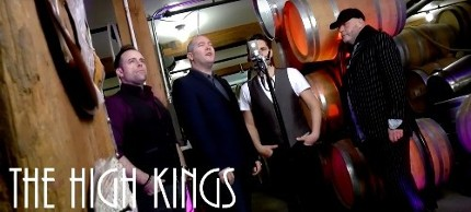'Red Is The Rose' - The High Kings, March 12th, 2017, City Winery, New York